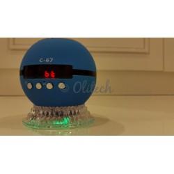 speaker C67 bluetooth