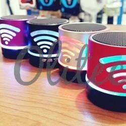 speaker LED Wifi