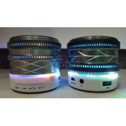 speaker LED bluetooth