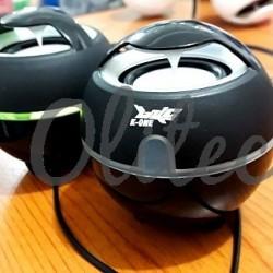 Speaker D8 Multimedia Speaker 2.0