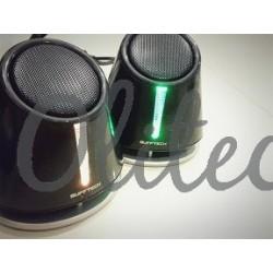 Speaker Bufftech BX-208 Multimedia Speaker 2.0