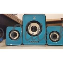 Speaker Bufftech BA-2588+Remote