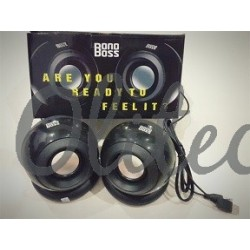 Speaker Bono Boss 2.0 CH Multimedia