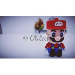 Flashdisk Karakter Mario Bross 8GB