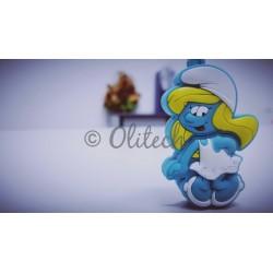 Flashdisk Karakter Smurfin 8GB