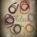Kabel Audio 1-1 Glitter Panjang 91cm