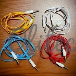 Kabel Audio 1-1 Polos Panjang 94cm