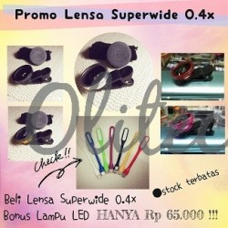 PAKET PROMO SUPERWIDE