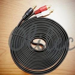 Kabel Audio 5M/AV X2 Gold Pack