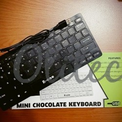 Keyboard R-One Mini Chocolate Keyboard
